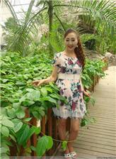 优雅成熟的云端旗袍 徐娘图片