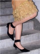 小妖高跟鞋控微博 精彩图片