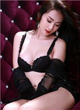 泰国美模张慧敏分腿野外身体写真图
