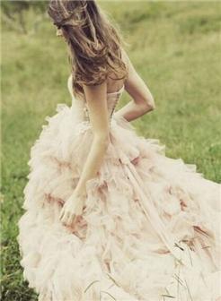 想做个美腻的新娘