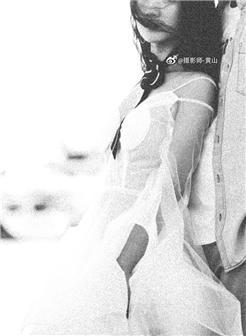 婚纱照黑白风格可以吗?唯美黑白婚纱照一样美丽