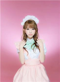 韩国的人气嫩模yurisa可爱写真