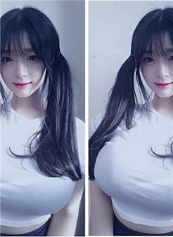 韩国极品大波美女这身材比例太不科学了