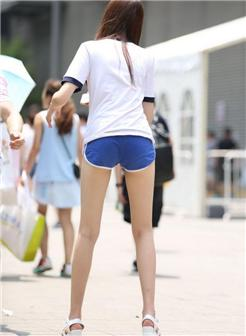 15岁女生的腿部照片
