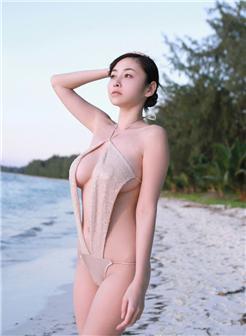 杉原杏璃大胸撩人写真