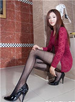 台湾腿模vicni265 简晓育最新写真