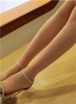 肉丝晾脚吧素颜少妇美女一字扣露趾凉鞋居家私房照
