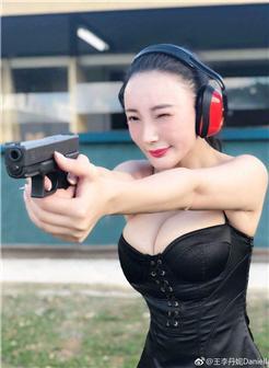 中国乳神王李丹妮大图无损图集