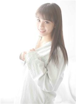色喜柠檬国模人体白衬衣翘乳写真图片
