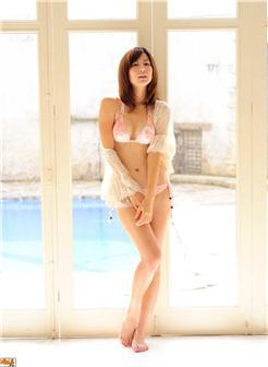 杉本有美最大尺度人体艺术写真