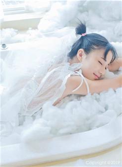 苍井优香若隐若现浴室泡沫写真