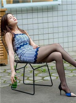 iess丝享家九妹的鞋美足丝袜写真