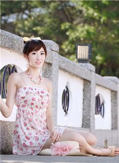 台湾长腿林茉晶Beautyleg番外篇写真