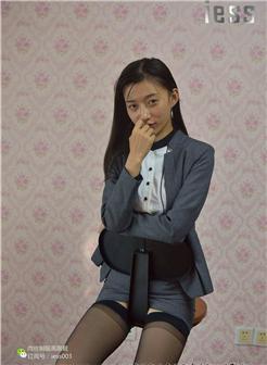 腿模爱丝美女秋秋写真,虽然不是很好看,但是腿很美