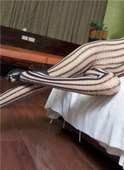 丝袜美腿骇客腿模jennifer黑丝诱惑性感美腿