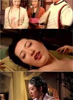 杨思敏 面部表情三级