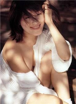 杨思敏早期性感写真图片