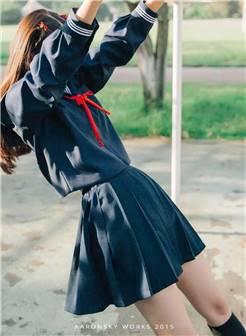 jk制服 水手服 少女