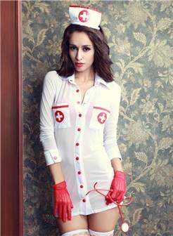 女士性感夜店情趣内衣职业护士