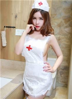 性感美女于姬酥胸爆乳护士制服诱惑写真