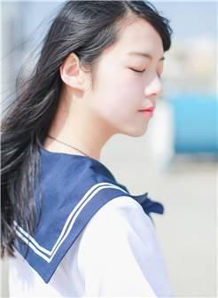 学生妹制服美女高清壁纸图片