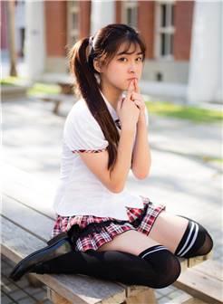 校花美女校园制服清纯诱惑图片