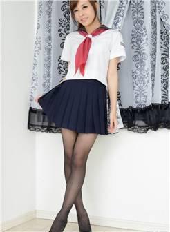 日本制服丝袜美女広瀬茉梦写真图片