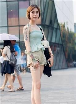 路人真实街拍特刊, 街拍北京高分穿搭路人美女抓拍合辑