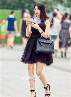 路人街拍: 北京女孩, 穿衣有品位, 个个都有明星范儿!