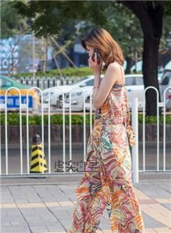 路人街拍, 716北京街头路人美女合辑