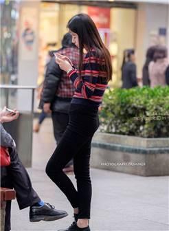 街拍时尚美女0303summer_y专区 -魔镜原创摄影