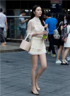 精品街拍图片, 超好身材, 全是极品美腿.