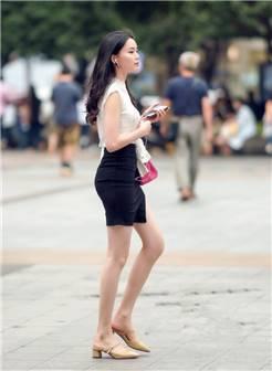 时尚个性的穿搭,这样的美能撩到你吗?
