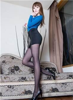 高挑美女sammi黑丝美腿迷人写真