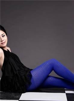美腿♂—蓝色丝袜
