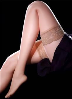 过膝女吊带超薄情趣丝袜可撕