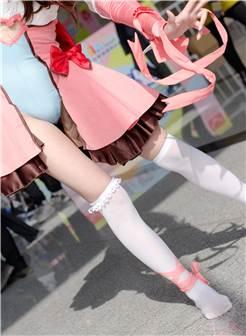 [森萝财团]free-007 性感小萝莉 高中女生制服与cospaly制服加丝袜