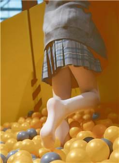 森萝财团 x-047 儿童乐园里的一天 萝莉丝袜写真