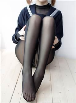 森萝财团-wtmsb-002-黑丝连体袜