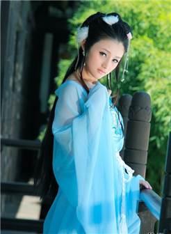江南美女图片打伞