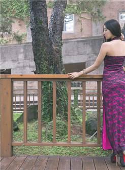美女摄影:旗袍美妇