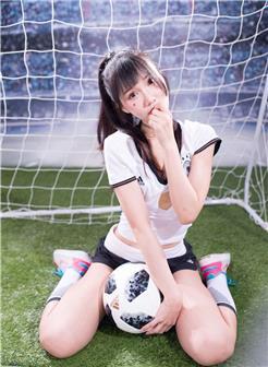 台湾showgirl乔乔儿写真集