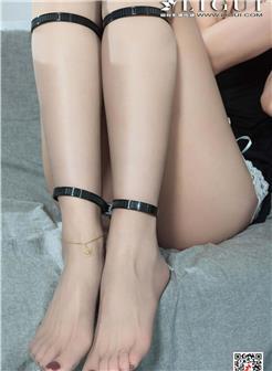 绳梦园绳艺模特被捆艺术高清写真