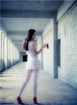 零度摄影亚洲护士14p