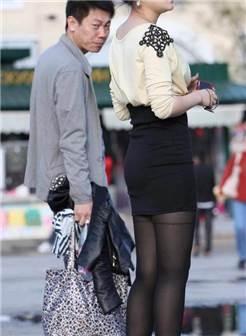 气质的包臀裙黑丝少妇