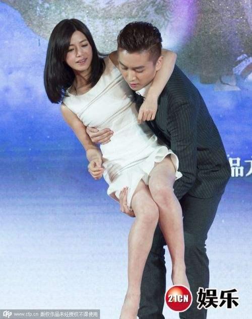陈妍希最想删除的图片(点击浏览下一张趣图)
