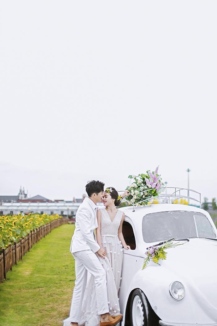 婚纱照中复古的婚纱照(点击浏览下一张趣图)
