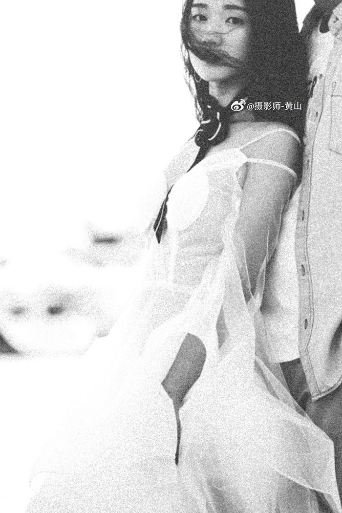 婚纱照黑白风格可以吗?唯美黑白婚纱照一样美丽(点击浏览下一张趣图)