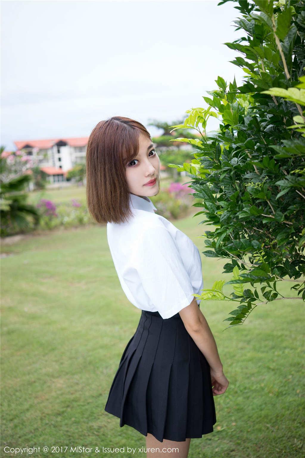 2019最流行学生短发女100张高清照片(点击浏览下一张趣图)